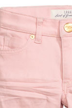 Stretch trousers - Light pink - Kids | H&M CN 3