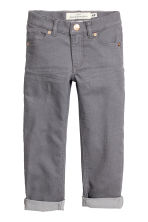 Stretch trousers - Dark grey - Kids | H&M CN 2