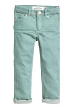 Stretch trousers - Mint green - Kids | H&M CN 2