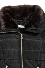Padded gilet - Black - Ladies | H&M CN 4
