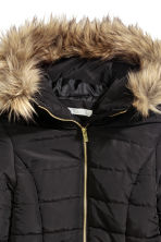 Padded jacket - Black - Ladies | H&M CN 3