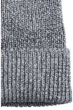 Glittery hat - Dark blue/Silver - Ladies | H&M CN 2