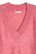 Knitted jumper - Pink marl - Ladies | H&M GB 3