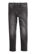 Skinny Fit Jeans - Dark grey washed out - Kids | H&M CN 2