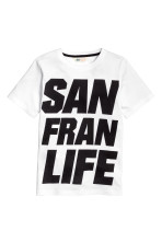 White/San Francisco