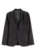 Giacca da smoking in twill - Nero - UOMO | H&M IT 2