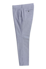 Suit trousers Slim fit - Blue - Men | H&M CN 2