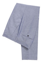 Suit trousers Slim fit - Blue - Men | H&M CN 3