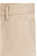 Chinos Slim fit - Beige - Men | H&M CN 3