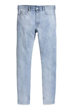 Skinny Regular Jeans - Light denim blue -  | H&M CN 2