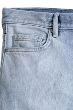 Skinny Regular Jeans - Light denim blue -  | H&M CN 4