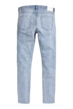 Skinny Regular Jeans - Light denim blue -  | H&M CN 3