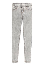 Treggings - Grey washed out - Kids | H&M CN 2