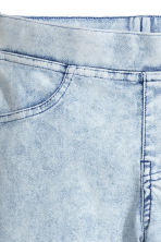 Treggings - Pale denim blue - Kids | H&M CN 3