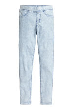 Treggings - Pale denim blue - Kids | H&M CN 2