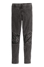 Treggings - Nearly black - Kids | H&M CN 2