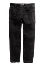 Chinos - Nero - UOMO | H&M IT 2