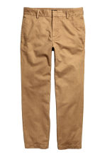 Chinos - Dark beige - Men | H&M CN 2