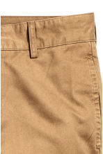 Chinos - Dark beige - Men | H&M CN 4