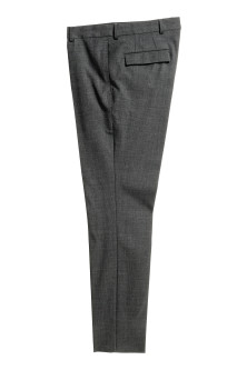 Wollen pantalon - Slim fit