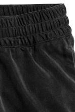 Lyocell shorts - Black - Men | H&M CN 2