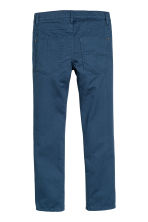 Twill trousers Slim fit - Dark blue - Kids | H&M CN 3
