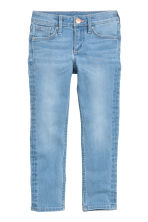 Slim Jeans - Light denim blue - Kids | H&M CN 2
