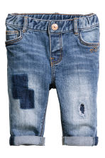 Jean stretch - Bleu denim - ENFANT | H&M FR 1