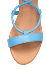 Sandals - Blue - Ladies | H&M CN 3