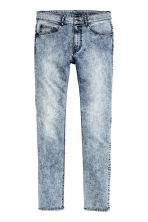 Skinny Regular Jeans - Denim blue - Men | H&M CN 2