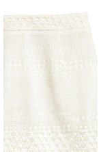 Pencil skirt - White - Ladies | H&M CN 3