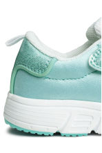 Trainers with a print motif - Light Turquoise/Frozen - Kids | H&M CN 3