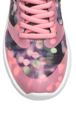 Mesh trainers - Black/Pink - Kids | H&M CN 3