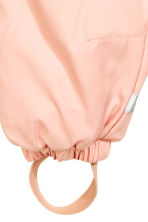 Padded all-in-one suit - Powder pink - Kids | H&M CN 3