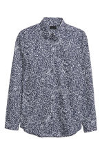 Shirt in premium cotton - null - Men | H&M CN 2