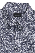Shirt in premium cotton - null - Men | H&M CN 3