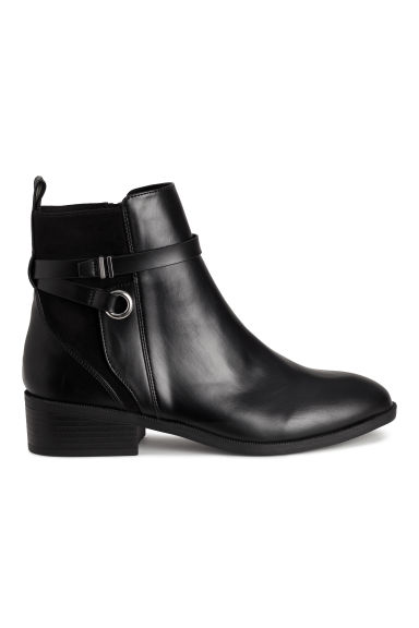 Ankle boots - Black - Ladies | H&M GB 1