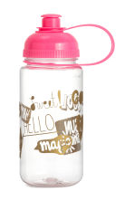 Water bottle - Pink - Kids | H&M CN 1