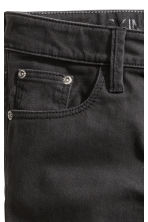 Twill trousers Skinny fit - Black - Kids | H&M 3