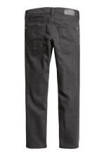Twill trousers Skinny fit - Black - Kids | H&M CN 3
