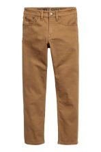 Twill trousers Skinny fit - Camel - Kids | H&M CN 2