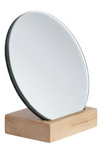Miroir rond - Naturel - Home All | H&M FR 1
