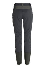 Outdoor trousers - 黑色 - Ladies | H&M CN 3