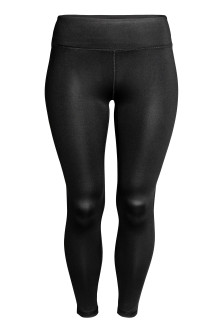 H&M+ Sports tights
