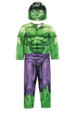Superhero costume - Green/Hulk - Kids | H&M 2