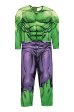 Superhero costume - Green/Hulk - Kids | H&M 3