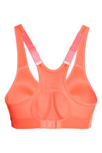 Reggiseno sport High support - Arancione neon mélange - DONNA | H&M IT 3
