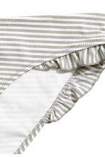 Bikini bottoms - Grey/Narrow striped - Ladies | H&M CN 3