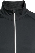 Running jacket - Black - Ladies | H&M GB 3