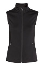 Gilet in pile - Nero - DONNA | H&M IT 2